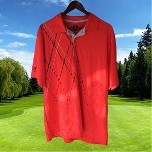 Champions Tour Pro Series Golf Polo Shirt Men's LG